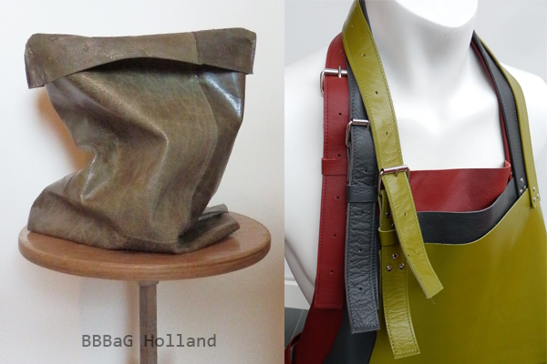 BBBag Germa Snakkers bij December pop-up Mosae Forum Maastricht door Kunstproeven ART & more