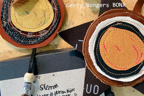 Gerty Bongers bij pop-up Mosae Forum Maastricht door Kunstproeven ART & more